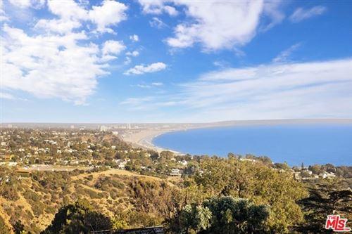 Photo of 650 Resolano Drive, Pacific Palisades, CA 90272 (MLS # 20608374)