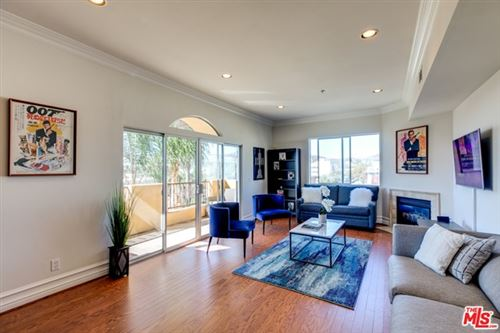 Photo of 850 N HUDSON Avenue #301, Los Angeles, CA 90038 (MLS # 20658374)