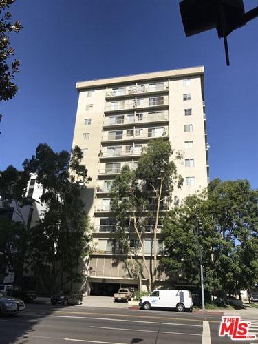 Photo of 10751 Wilshire Boulevard #505, Los Angeles, CA 90024 (MLS # 21714374)