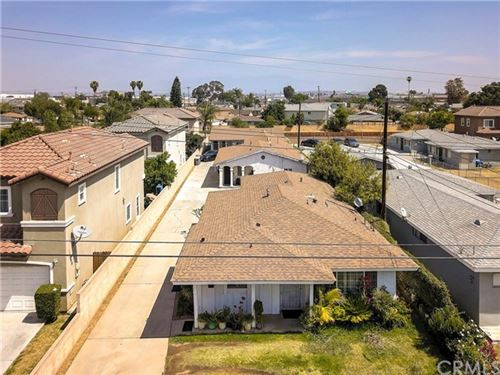 Photo of 7135 Watcher Street, Commerce, CA 90040 (MLS # OC21098374)