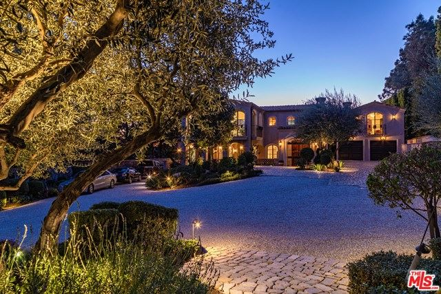 Photo of 3415 Sweetwater Mesa Road, Malibu, CA 90265 (MLS # 20598374)