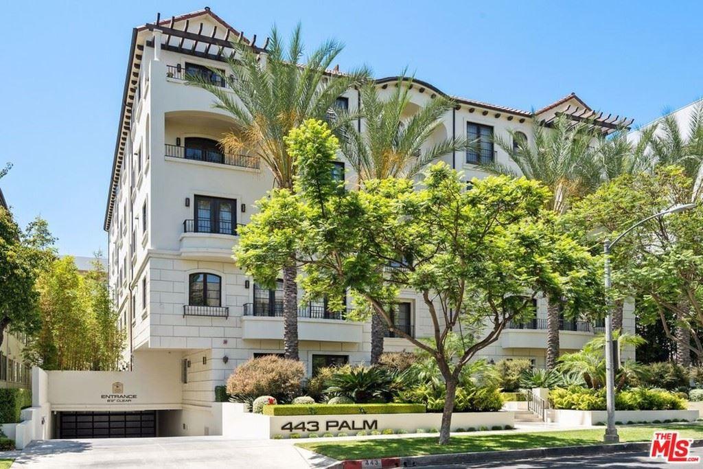 443 N Palm Drive #402, Beverly Hills, CA 90210 - MLS#: 21768374