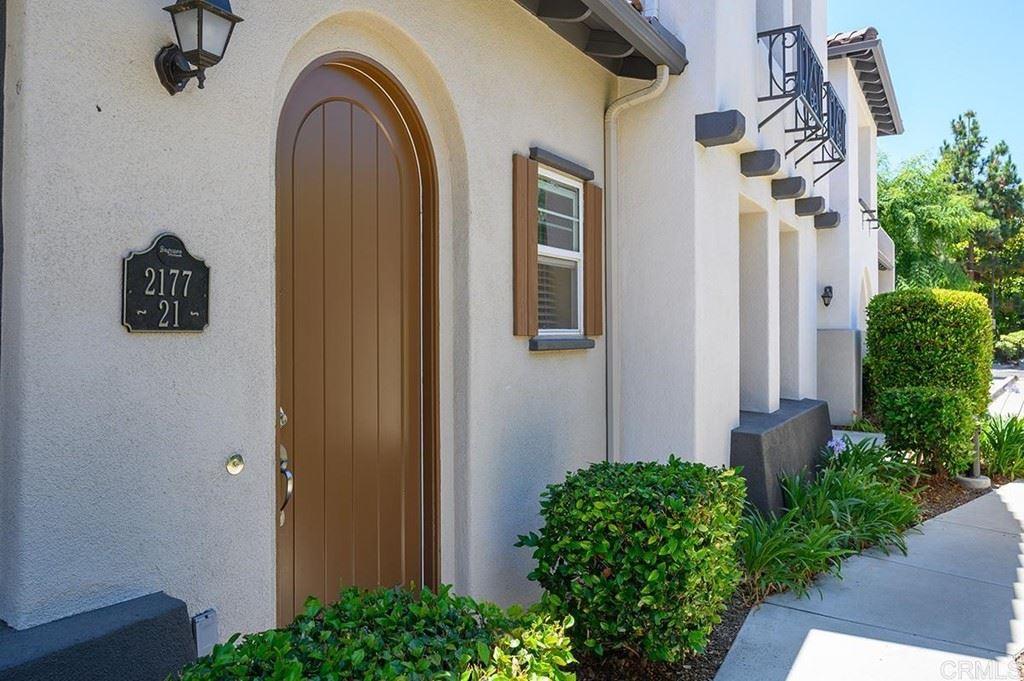 2177 Diamondback Court #21, Chula Vista, CA 91915 - MLS#: PTP2105374