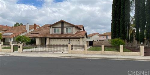 Photo of 16464 Halsey Street, Granada Hills, CA 91344 (MLS # SR20130376)