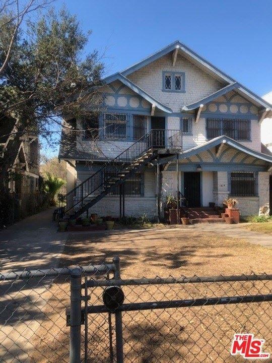 1829 S Gramercy Place, Los Angeles, CA 90019 - MLS#: 21687376