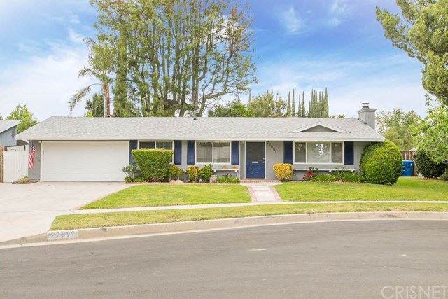 22851 Windom Street, West Hills, CA 91307 - MLS#: SR21086376