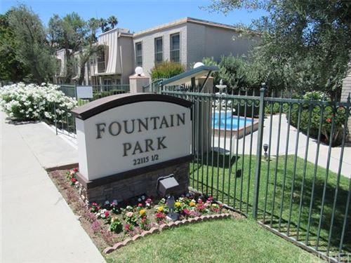 Photo of 6031 Fountain Park Lane #6, Woodland Hills, CA 91367 (MLS # SR19164377)