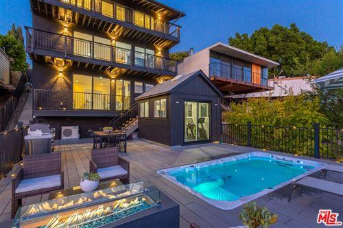 Photo of 1166 Montecito Drive, Los Angeles, CA 90031 (MLS # 21784378)