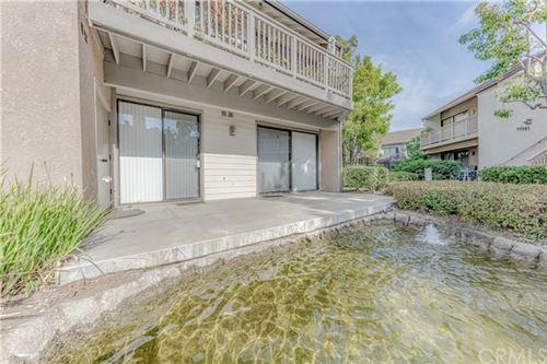 Photo of 10561 Lakeside S Drive #I, Garden Grove, CA 92840 (MLS # OC20247378)