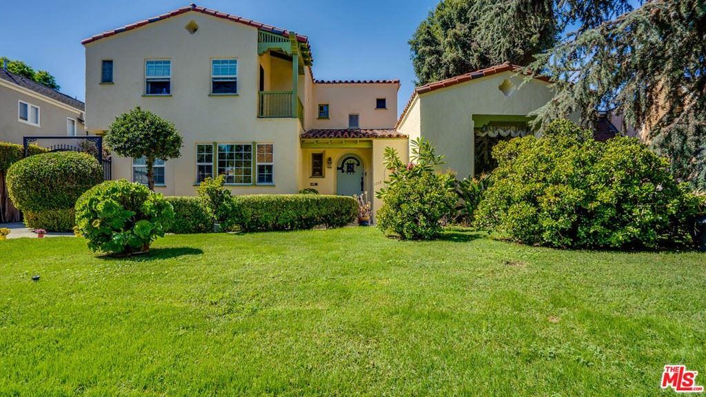 1107 S Gramercy Place, Los Angeles, CA 90019 - MLS#: 21790378