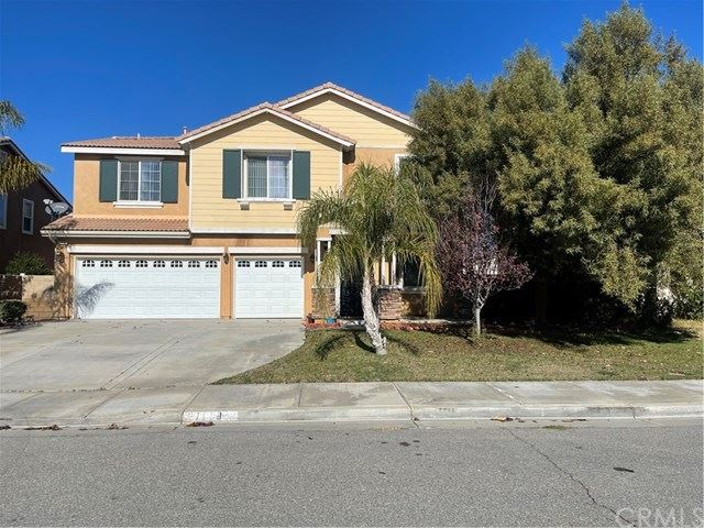 27638 Blue Topaz Drive, Romoland, CA 92585 - MLS#: AR21002378