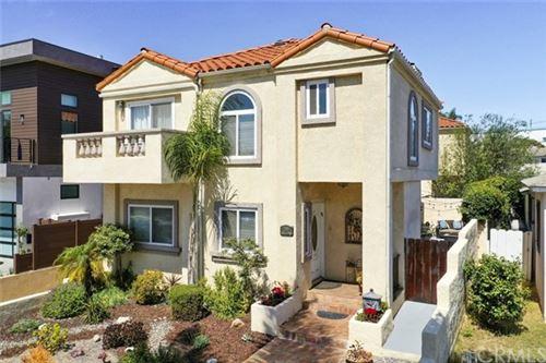 Photo of 202 N Juanita Avenue #A, Redondo Beach, CA 90277 (MLS # SB20150379)
