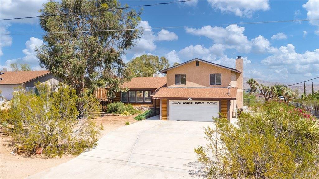 61118 Prescott, Joshua Tree, CA 92252 - MLS#: JT21167379