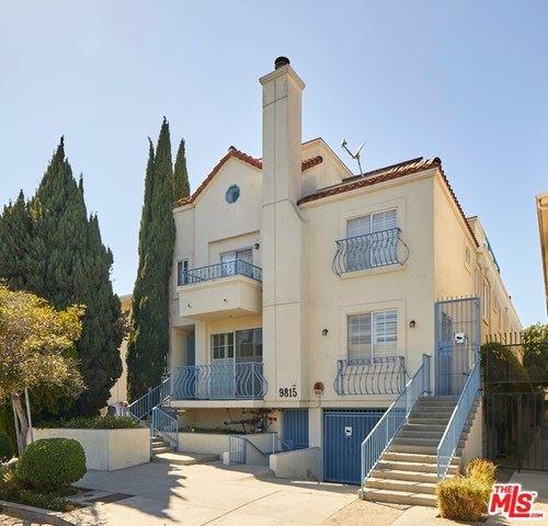 Photo of 9815 Regent Street #2, Los Angeles, CA 90034 (MLS # 20612380)
