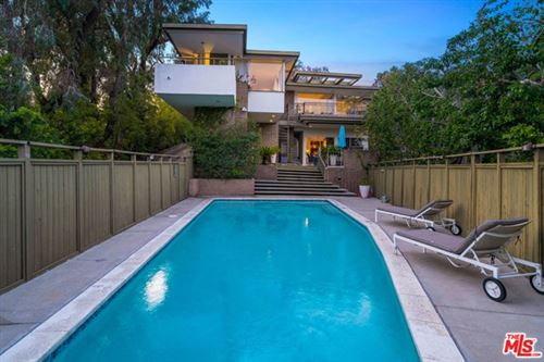 Photo of 1155 SUNSET HILLS Road, Los Angeles, CA 90069 (MLS # 20614380)