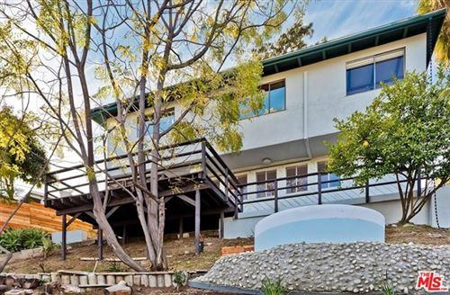 Photo of 776 Terrace 49, Los Angeles, CA 90042 (MLS # 21708380)