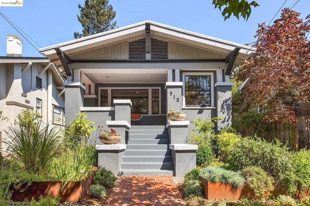 915 Fresno Ave, Berkeley, CA 94707 - MLS#: 40966381