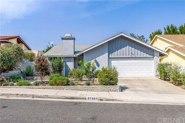 27531 Diane Marie Circle, Santa Clarita, CA 91350 - #: SR20223381