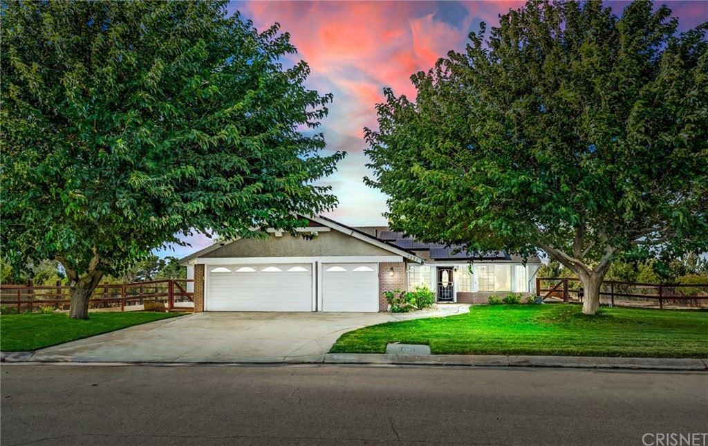 7521 Freestone Lane, Littlerock, CA 93543 - MLS#: SR21168381