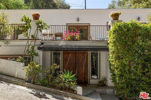 Photo of 10348 Caribou Lane, Los Angeles, CA 90077 (MLS # 21716382)