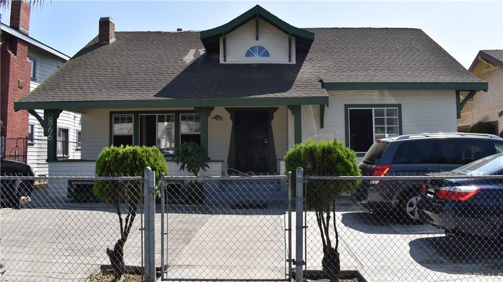 866 W 47th Street, Los Angeles, CA 90037 - MLS#: IV20199382