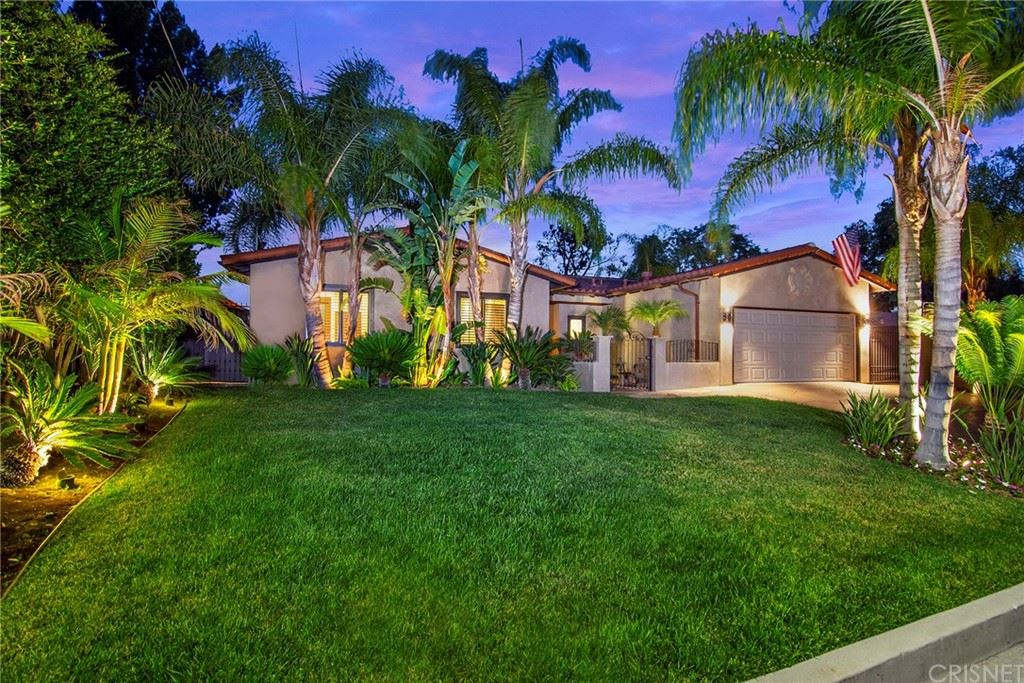 5809 Mcdonie Avenue, Woodland Hills, CA 91367 - MLS#: SR21164382