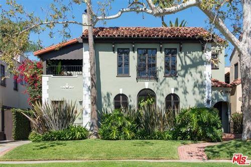 Photo of 141 N Mansfield Avenue, Los Angeles, CA 90036 (MLS # 20612384)