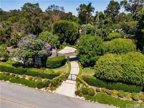 Photo of 3849 Paseo Del Campo, Palos Verdes Estates, CA 90274 (MLS # PV20115384)