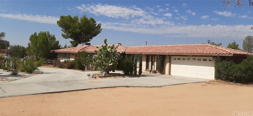 15218 Navajo Road, Apple Valley, CA 92307 - #: CV21202384