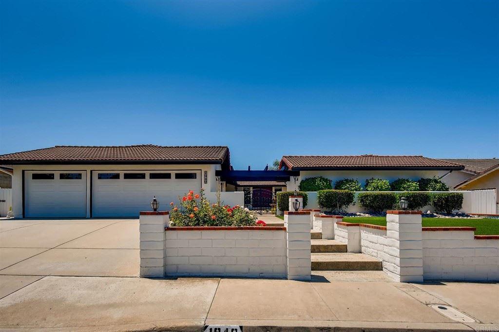 1940 Hacienda Drive, El Cajon, CA 92020 - MLS#: PTP2105384