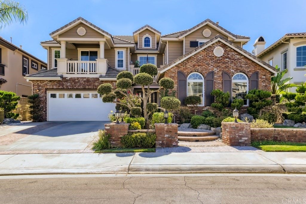 Photo of 4035 Humboldt Lane, Yorba Linda, CA 92886 (MLS # PW21209384)