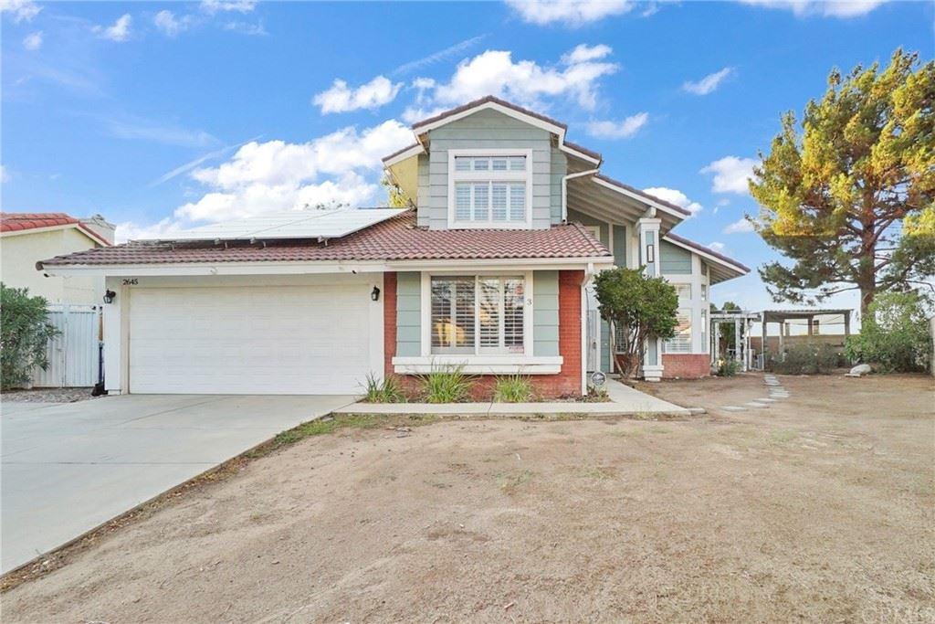 2645 E Avenue Q14, Palmdale, CA 93550 - MLS#: SB21225384