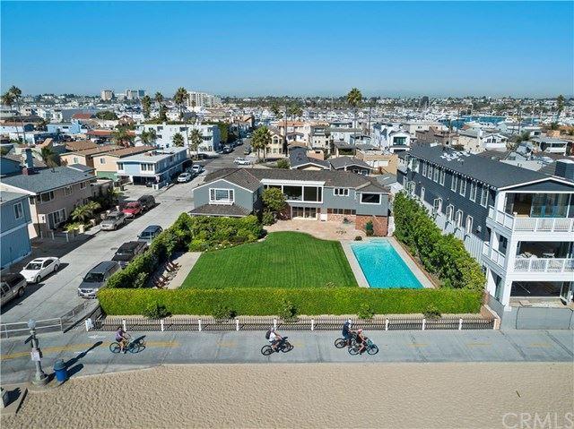 Photo of 1824 W Oceanfront, Newport Beach, CA 92663 (MLS # NP20092385)