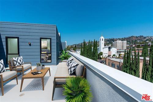 Photo of 1250 N Fairfax Avenue #PH 501, West Hollywood, CA 90046 (MLS # 21783386)