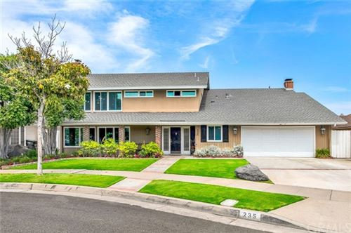 Photo of 235 S Wheeler Place, Orange, CA 92869 (MLS # PW21112386)
