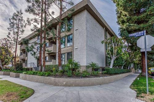 Photo of 11640 Woodbridge Street #201, Studio City, CA 91604 (MLS # SR21004386)