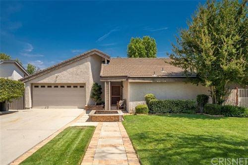 Photo of 23347 Alamos Lane, Newhall, CA 91321 (MLS # SR21131386)