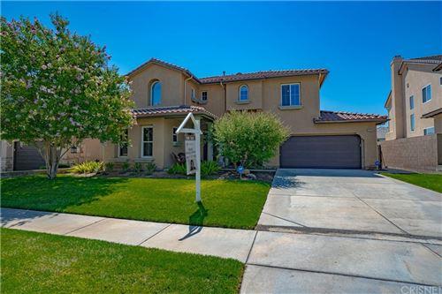 Photo of 25228 Huston Street, Stevenson Ranch, CA 91381 (MLS # SR21158386)