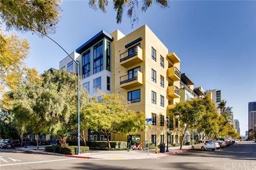 Photo of 889 Date Street #439, San Diego, CA 92101 (MLS # SW21097386)