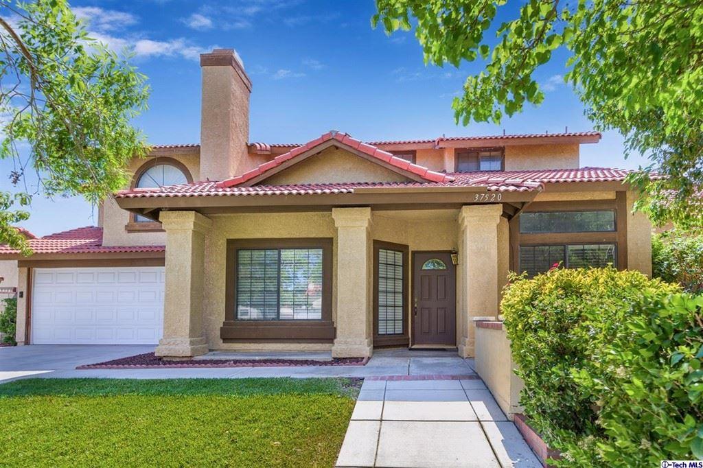 37520 rose street Street, Palmdale, CA 93552 - MLS#: 320006386