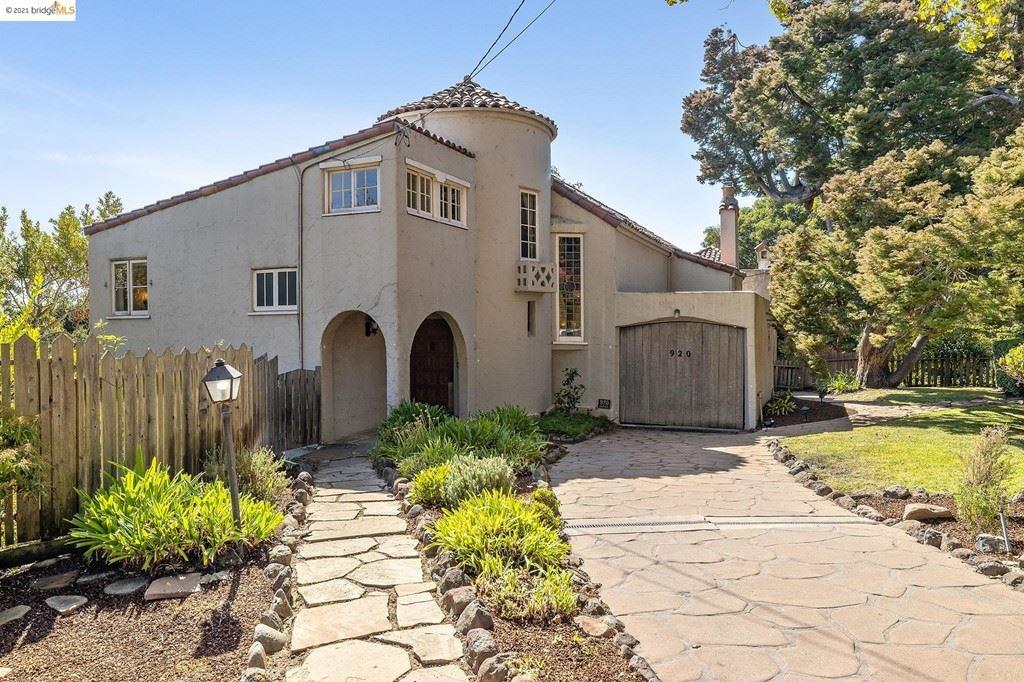 920 Oxford St, Berkeley, CA 94707 - MLS#: 40967386