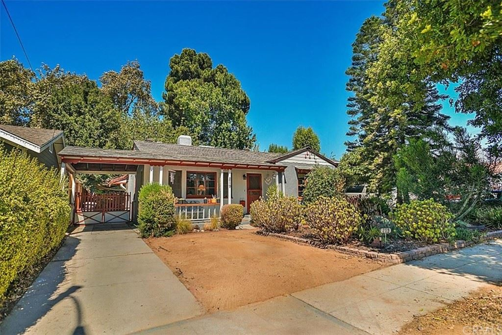 219 W Elmwood Avenue, Burbank, CA 91502 - MLS#: BB21202386