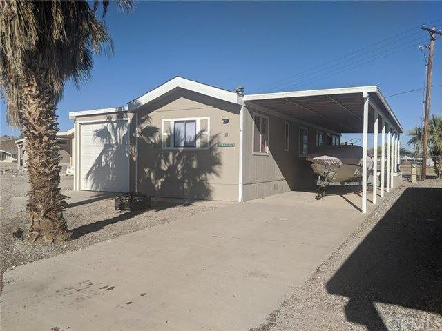 50761 Parker Dam Road #17, Big River, CA 92242 - MLS#: OC20251386