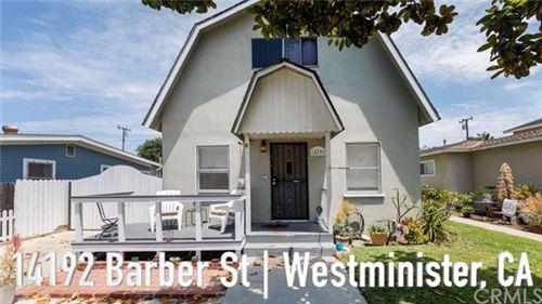 Photo of 14192 Barber Street, Westminster, CA 92683 (MLS # OC21141387)