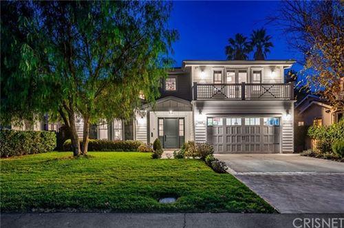 Photo of 4529 Agnes Avenue, Studio City, CA 91607 (MLS # SR21003387)