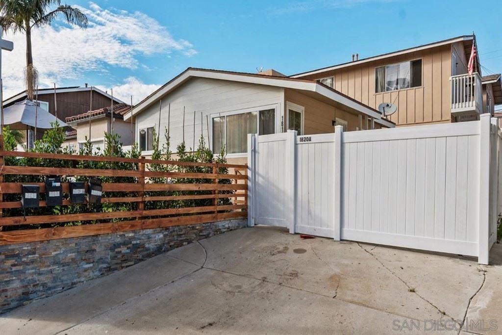 1818 Diamond Street, San Diego, CA 92109 - MLS#: 210025387