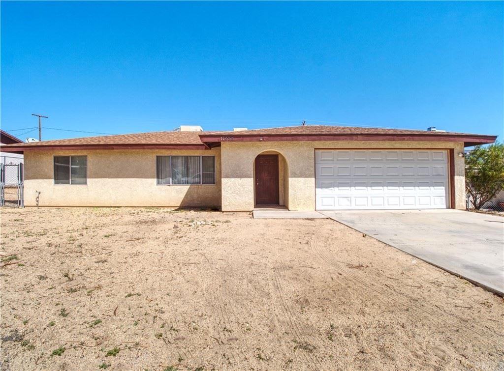 71658 Cactus Drive, Twentynine Palms, CA 92277 - MLS#: JT21197387