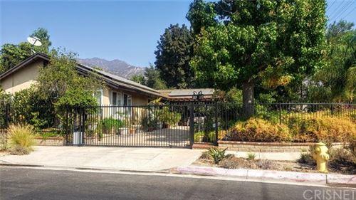 Photo of 13787 Polk Street, Sylmar, CA 91342 (MLS # SR20214388)