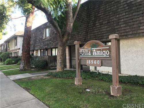 Photo of 18560 Vanowen Street #11, Reseda, CA 91335 (MLS # SR20257388)