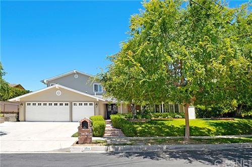 Photo of 3544 Ganelon Drive, Calabasas, CA 91302 (MLS # SR21125389)
